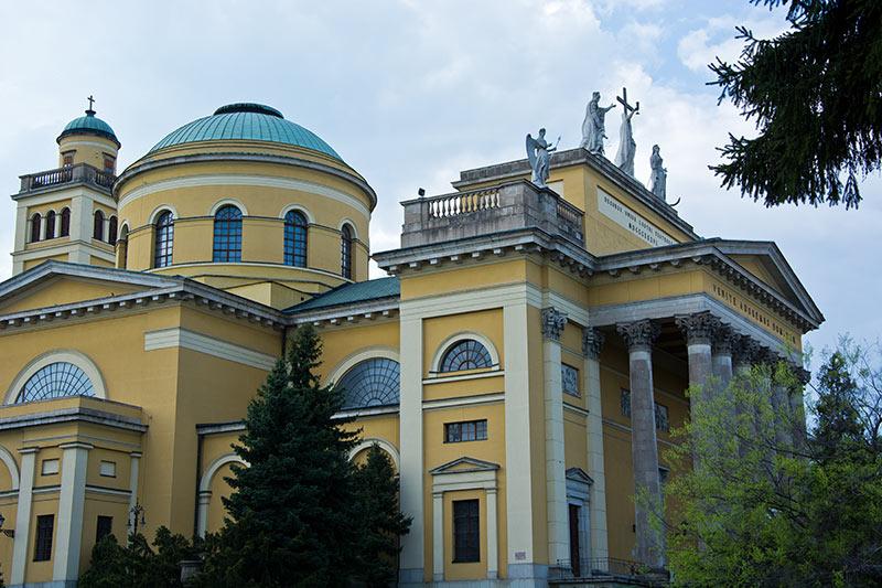Egri látnivalók: Bazilika